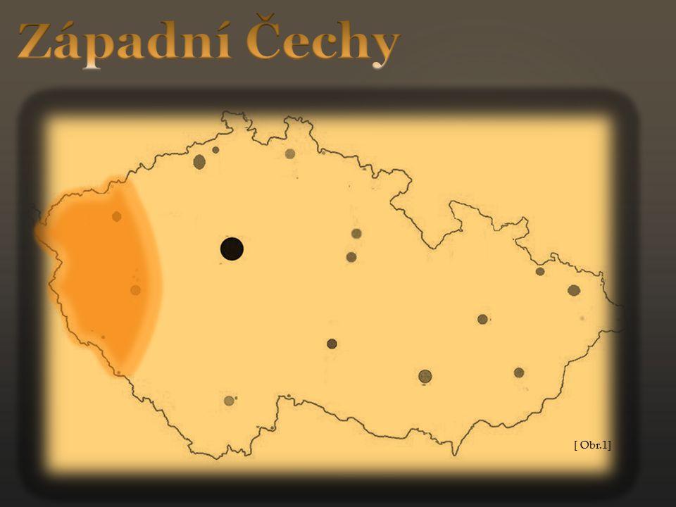 Západní Čechy [ Obr.1]